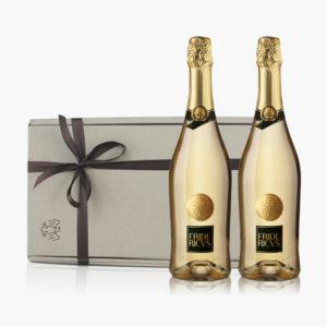 Immagine confezione regalo 2 bottiglie di Fridericus