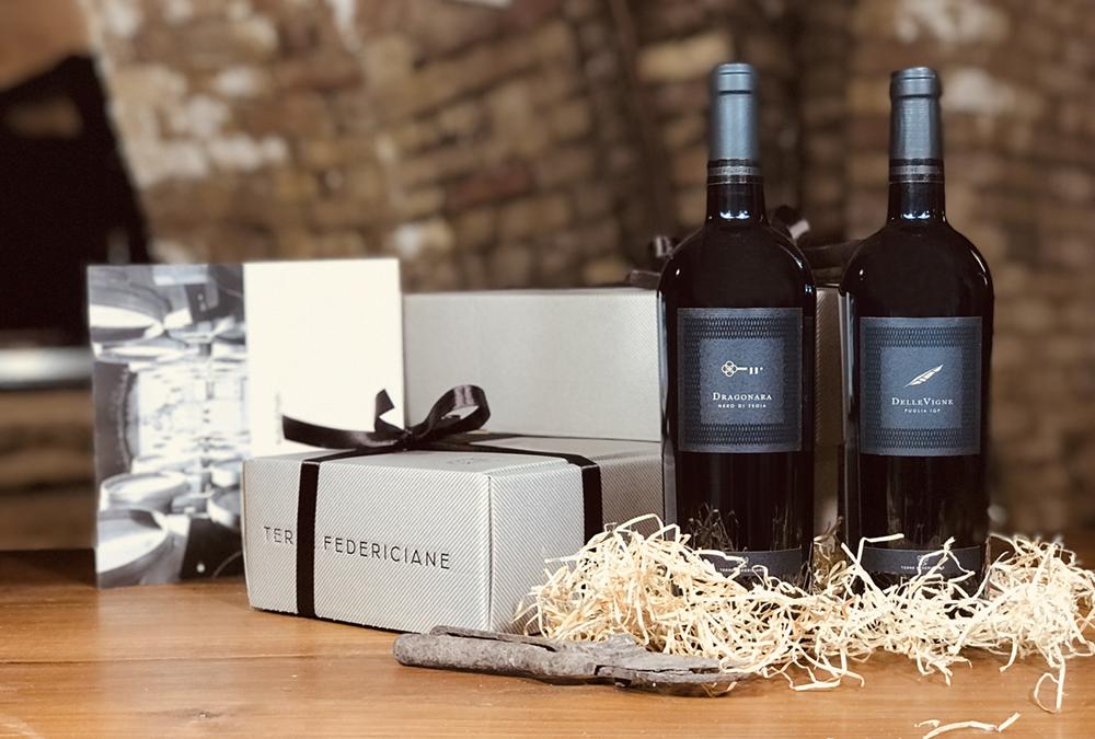5 buoni motivi per regalare il vino a Natale